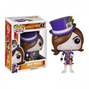 Figurine Pop! Borderlands - Mad Moxxi