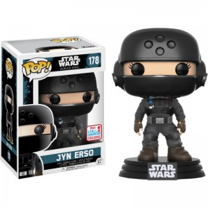 Figurine POP Star Wars Rogue One - Jyn Erso (Exclusive)