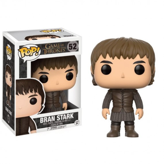 Figurine POP Game of Thrones - Bran Stark