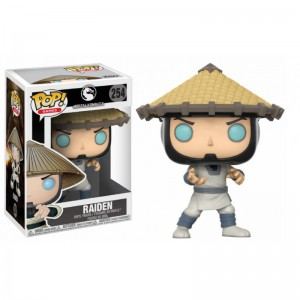 Figurine POP Mortal Kombat X - Raiden