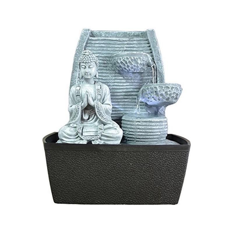 Fontaine d 39 int rieur feng shui bouddha senza koto - Fontaine feng shui ...