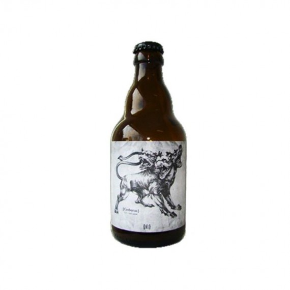 Bière blonde - CERBERUS TRIPLE - 0.33L