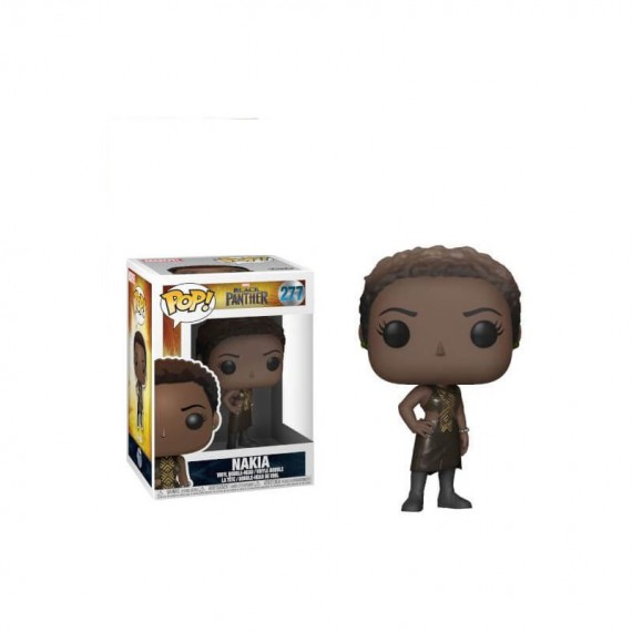 Figurine Marvel Black Panther - Nakia Pop 10cm