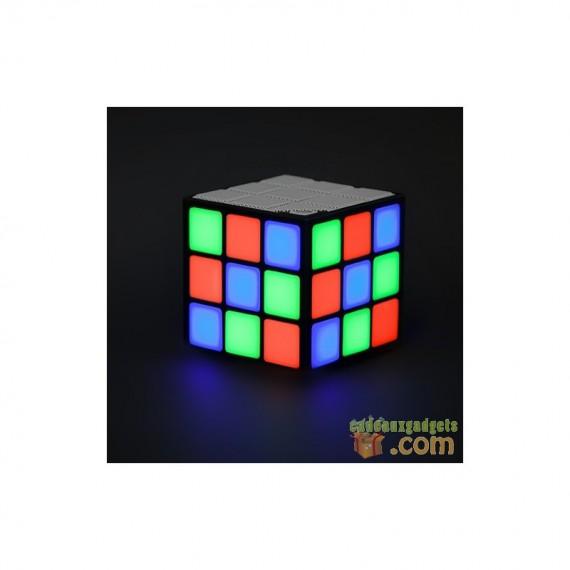Enceinte bluetooth Rubik's Cube