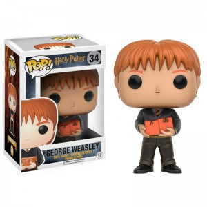 Figurine POP Harry Potter - George Weasley