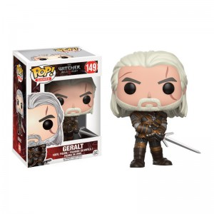 Figurine POP The Witcher - Geralt POP 10 cm