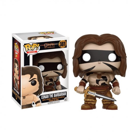Figurine POP Conan The Barbarian - Conan Mask (Exclusive)
