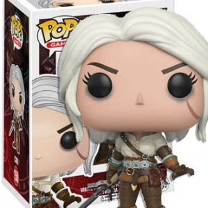 Figurine POP The Witcher - Ciri