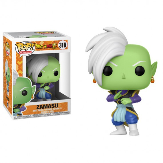 Figurine Pop! DragonBall Super Zamasu