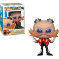 Figurine POP Sonic The Hedgehog - Dr. Eggman / Docteur Robotnik