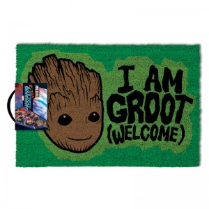 "Paillasson ""Welcome I Am Groot"" - Les Gardiens de la Galaxie"