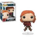 Figurine POP Harry Potter - Ginny sur balai volant