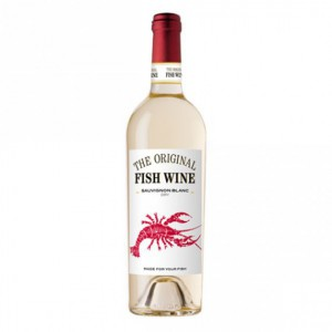 Vin blanc - THE ORIGINAL FISH WINE SAUVIGNON 0.75L