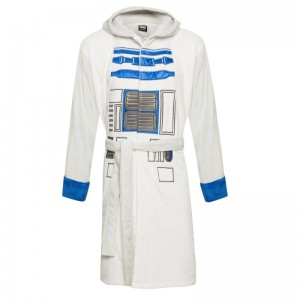 Peignoir R2D2 Star Wars