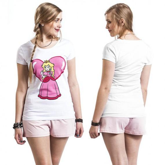 Pyjama Nintendo Peach