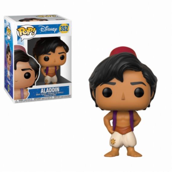 Figurine Disney Aladdin - Aladdin Pop 10cm
