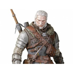 Figurine Witcher 3 - Wild Hunt - Geralt Grandmaster Ursine 24 cm