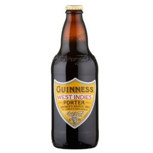 Bière brune - GUINNESS WEST INDIES PORTER 0.50L