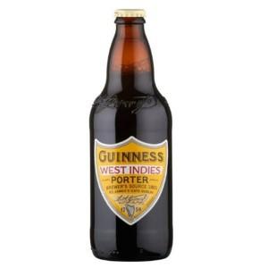 Bière brune - GUINNESS WEST INDIES PORTER 0.50L