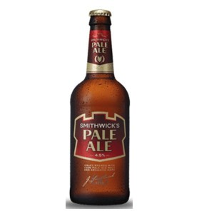 Bière blonde - SMITHWICKS PALE ALE 0.50L