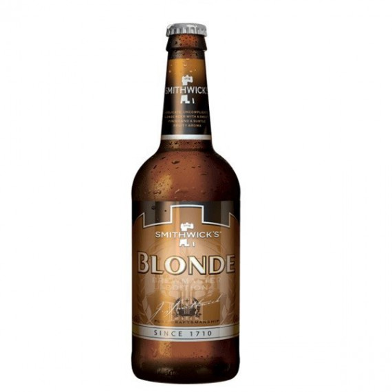 Bière blonde - SMITHWICKS BLONDE 0.50L