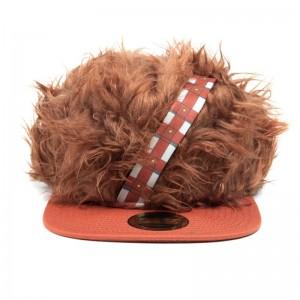 Casquette Star Wars Chewbacca avec Fourrure