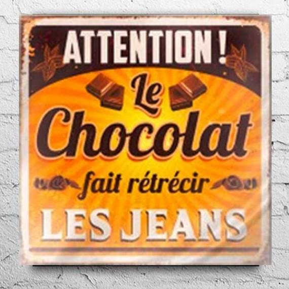 Décoration murale Chocolat