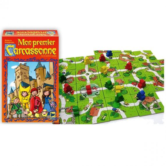 Carcassonne - Mon premier Carcassonne