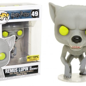 Figurine POP Harry Potter exclusive - Remus Lupin loup-garou