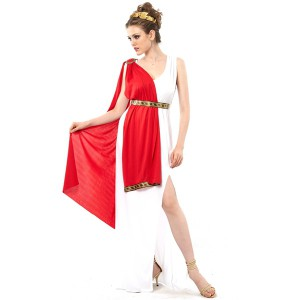 Costume femme - Déesse de Rome
