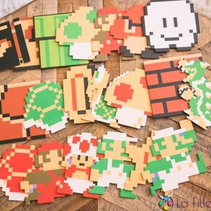 Dessous de Verres Super Mario