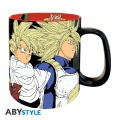 Mug Dragon Ball Z - Saiyans vs Cyborgs