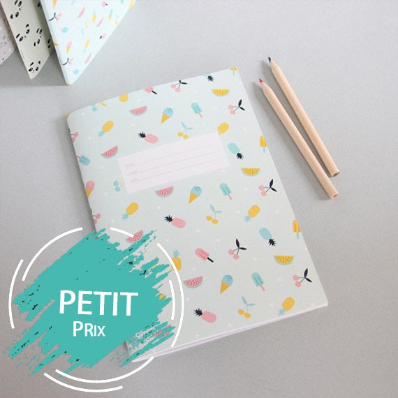 Notebook Tropical Zü
