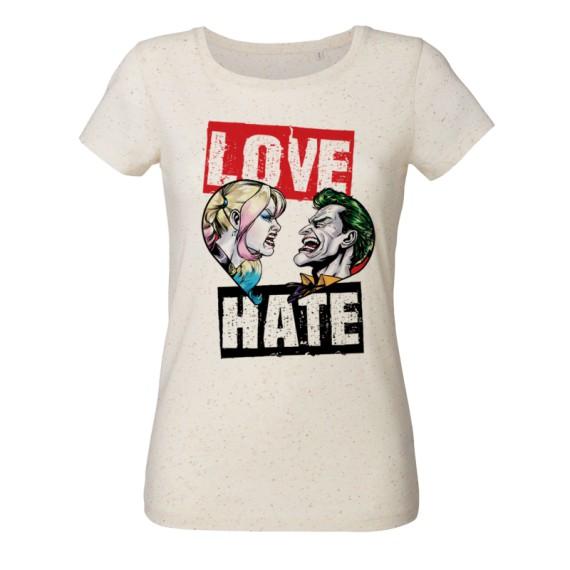 Tshirt DC Comics Batman Love Hate