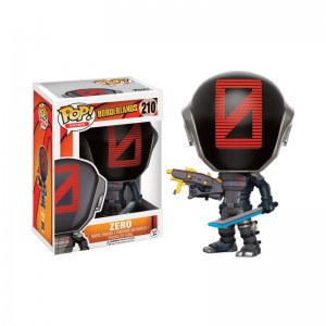Figurine Pop! Borderlands - Zero