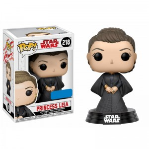 Figurine pop! Star Wars Ep.8 - Princesse Leia exclusive