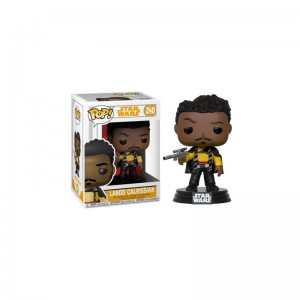 Figurine Pop! Star Wars Solo - Lando Calrissian