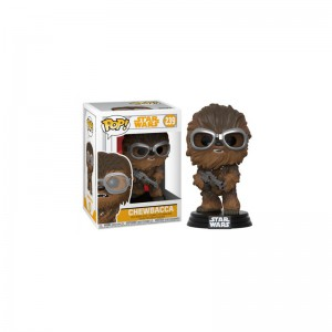 Figurine Star Wars Solo - Chewbacca with Goggles