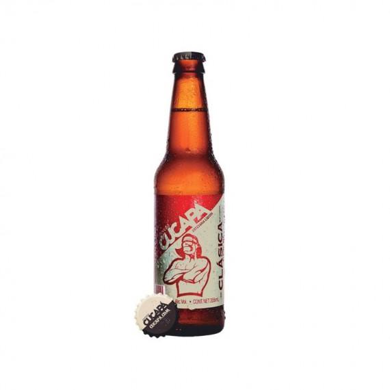 Bière blonde - CUCAPA CLASICA
