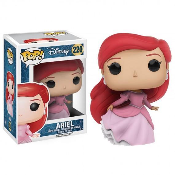 Figurine Disney - La Petite Sirène en robe de bal