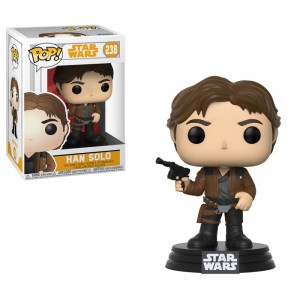 Bobble Head POP Star Wars Solo Han Solo