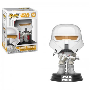 Bobble Head POP Star Wars Solo Range Trooper