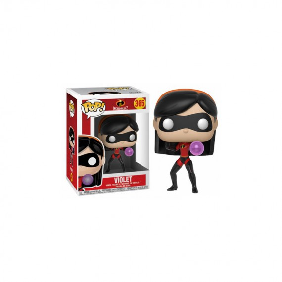 Figurine Pop Les Indestructibles 2 - Violet