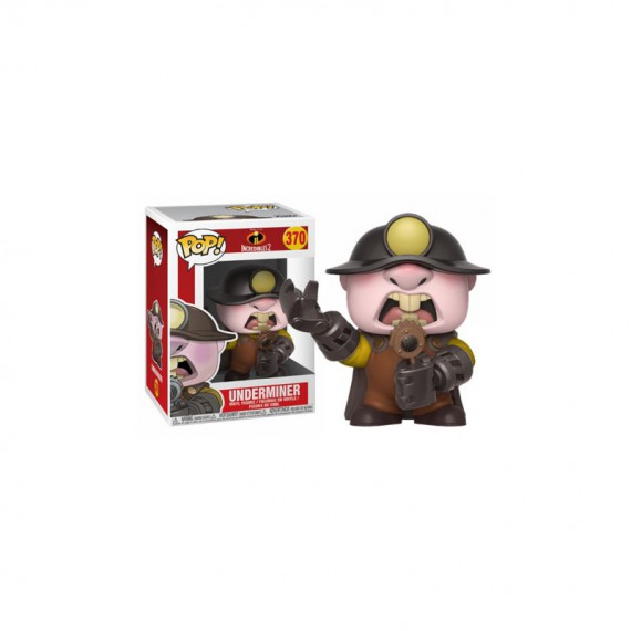 Figurine Pop Les Indestructibles 2 - Underminer