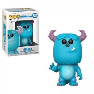 Figurine POP Disney Monstres et Compagnie - Sully