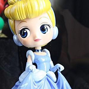 Figurine Q Posket Disney - Cendrillon (coloris spécial)