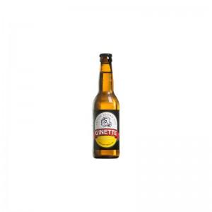 Bière blonde - GINETTE BLONDE 0.33L