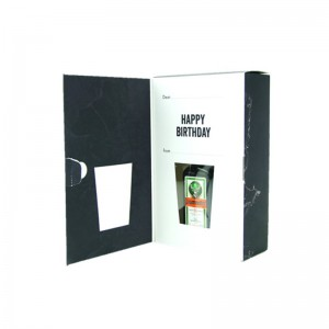 COFFRET BIRTHDAY JAGERMEISTER 0.02L