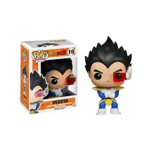 Figurine Pop! DragonBall - Vegeta