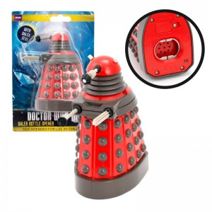 Décapsuleur Doctor Who Dalek Sonore